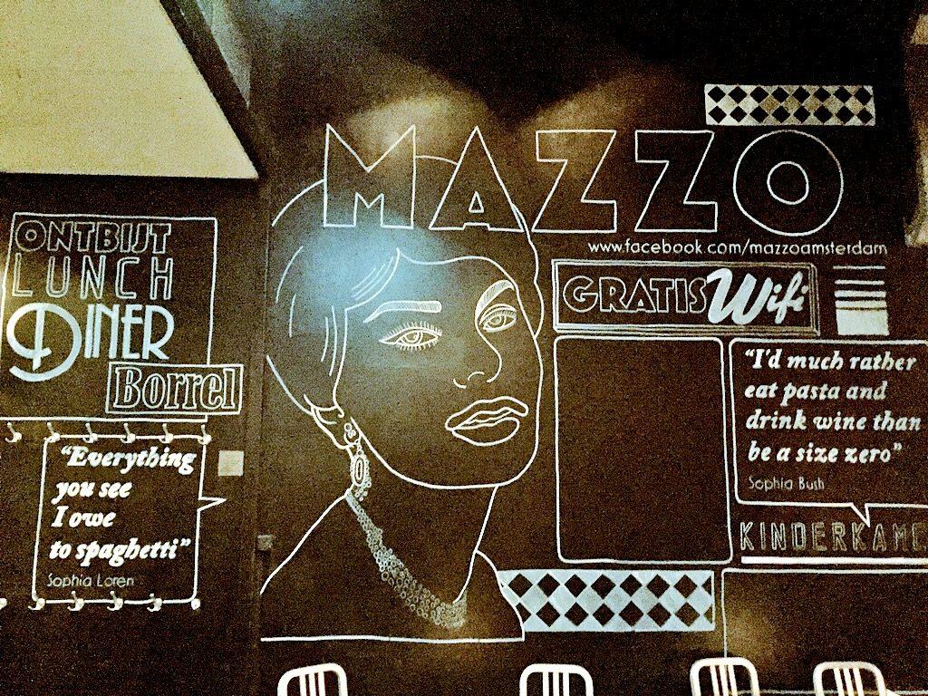 Mazzo, Amsterdam