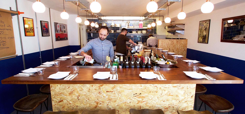 Cin Cin Italian Restaurant Brighton