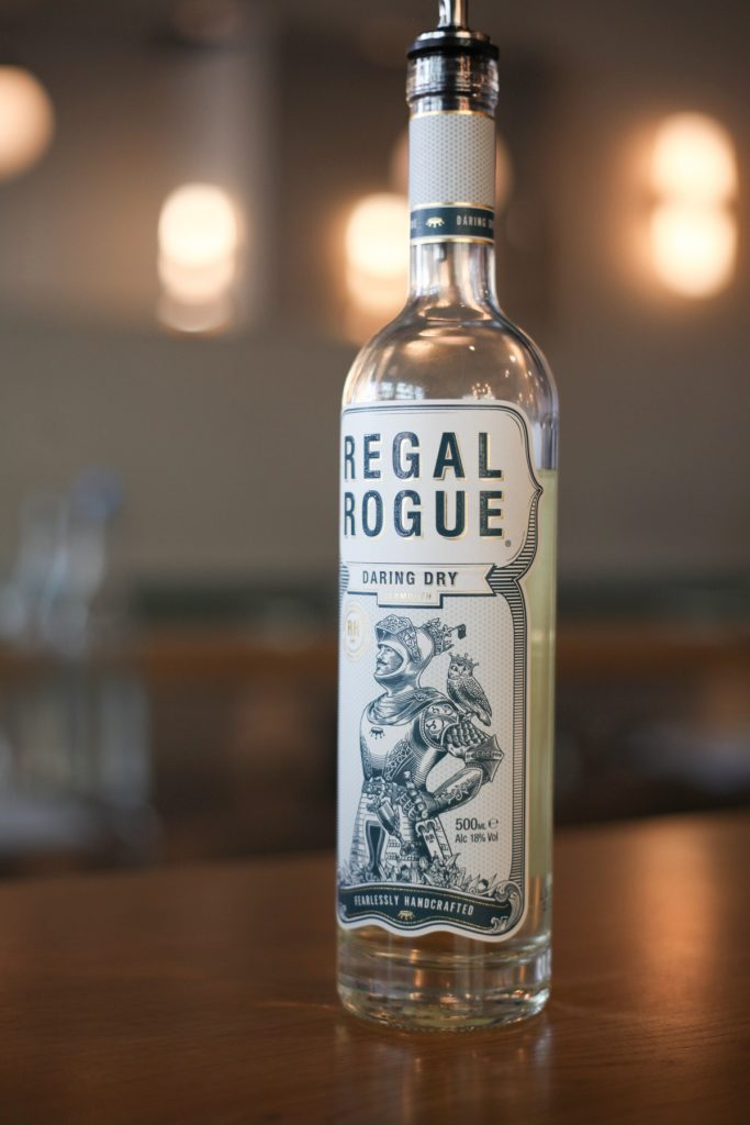 Regal Rogue bottle