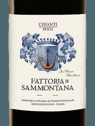 Sammontana, Chianti Superiore 2017, Toscana, Sangiovese