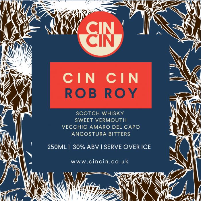 Rob Roy 250ml