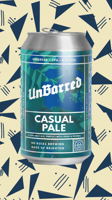 Unbarred Casual Pale Ale 6 Pack